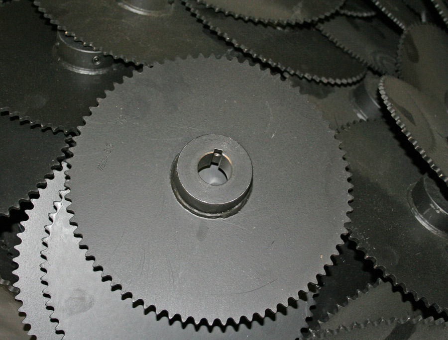 Large Sprocket 72 Tooth-Roltisserie and MLR150..372002