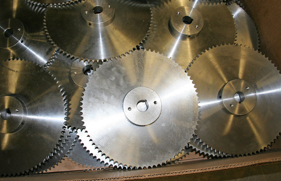 Large Sprocket-80 tooth-SPK500 13/16 Bore..372011