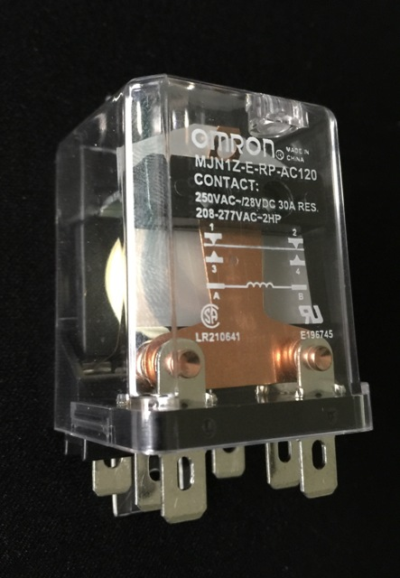 Proximity Switch Relay   444011